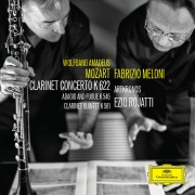 Mozart: Clarinet Concerto - Adagio and Fugue - Clarinet Quintet