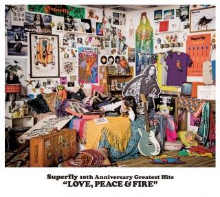 LOVE, PEACE & FIRE