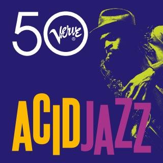 Acid Jazz - Verve 50