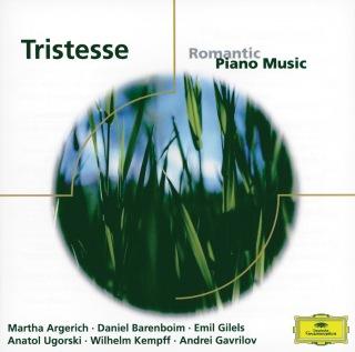 Tristesse: Romantic Piano Music