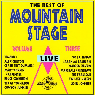 The Best of Mountain Stage Live, Vol. 3