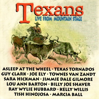 Texans: Live from Mountain Stage