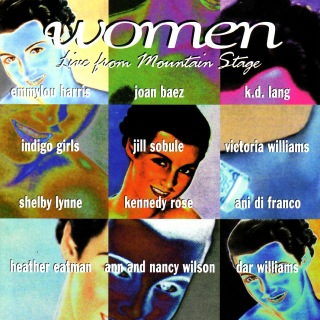 Women Live from Mountain Stage