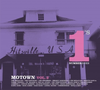 Motown #1's Vol. 2 ( International version )