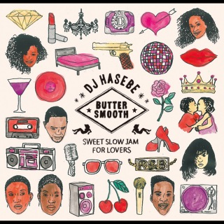 Butter Smooth - Sweet Slow Jam For Lovers