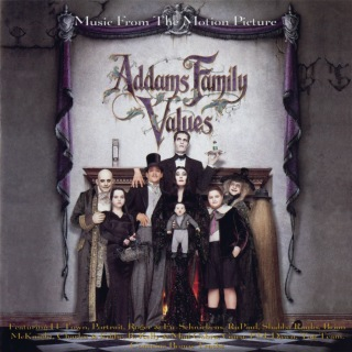 Addams Family Values (Music From The Motion Picture)
