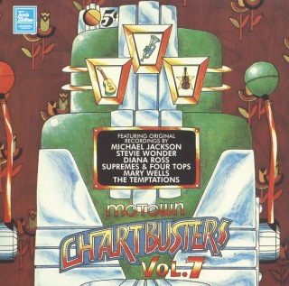 Motown Chartbusters Vol 1
