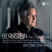 Bernstein: Symphonies Nos 1-3, Prelude, Fugue & Riffs