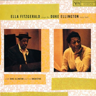 Ella Fitzgerald Sings The Duke Ellington Song Book feat. Duke Ellington & His Orchestra