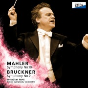 マーラー:交響曲第 10番 &ブルックナー:交響曲第 9番