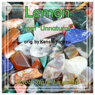Lemon(「アンナチュラル」より) harp version