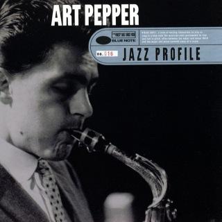 Jazz Profile: Art Pepper