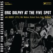 At the Five Spot, Vol. 1 [Rudy Van Gelder Remaster] feat. Booker Little, Mal Waldron, Richard Davis, Ed Blackwell