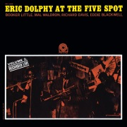 At the Five Spot, Vol. 2 (Rudy Van Gelder Remaster) feat. Booker Little, Mal Waldron, Richard Davis, Ed Blackwell