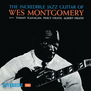 The Incredible Jazz Guitar (Keepnews Collection) feat. Tommy Flanagan, Percy Heath, Albert Heath