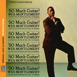 So Much Guitar! [Original Jazz Classics Remasters] feat. Hank Jones, Ray Barretto, Ron Carter, Lex Humphries