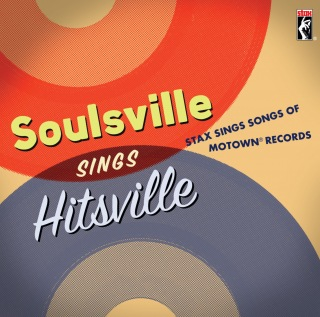 Stax Sings Songs Of Motown Records