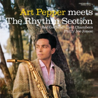 Art Pepper Meets The Rhythm Section (OJC Remaster)