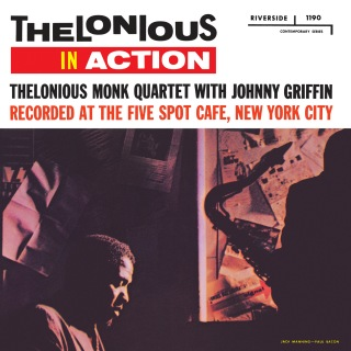 Thelonious In Action (Live) feat. Johnny Griffin