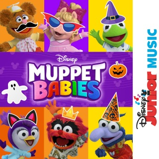 "Disney Junior Music: Super Spooky Halloween (From ""Muppet Babies"")"