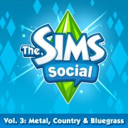 The Sims Social Volume 3: Metal, Country & Bluegrass