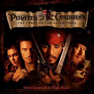 Pirates of the Caribbean: The Curse of the Black Pearl (Original Motion Picture Soundtrack/Japan Release Version)