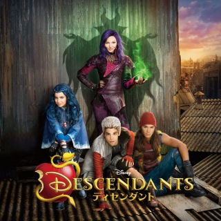 Descendants (Original TV Movie Soundtrack/Japan Release Version)