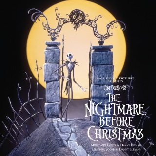 The Nightmare Before Christmas Special Edition (Original Motion Picture Soundtrack/Japan Release Version)