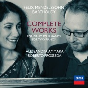 Complete Works For Piano Four Hands And For Two Pianos