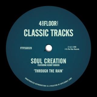 Through The Rain (feat. Kenny Bobien)