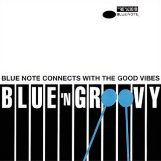 Blue Qxn Groovy - Blue Note Connects With The Good Vibes