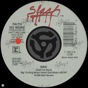 Epic (Radio Remix Edit) / Edge of the World (45 Version)