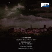 チャイコフスキー:交響曲 第 6番 「悲愴」、ラフマニノフ:交響詩 「死の島」