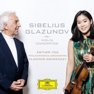 Sibelius, Glazunov Violin Concertos
