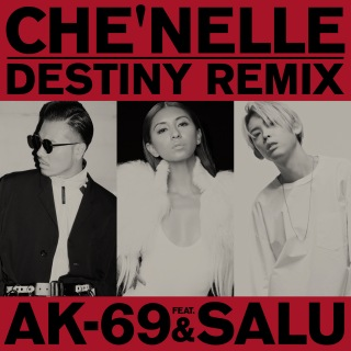 Destiny (Remix) feat. AK-69, SALU