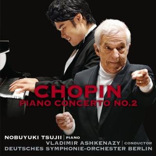 ショパン:ピアノ協奏曲第2番、ノクターン