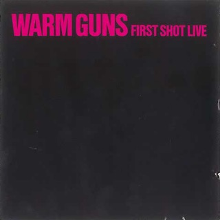 warm guns first shot live live ototoy
