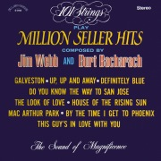 101 Strings Play Million Seller Hits Composed by Jim Webb and Burt Bacharach (Remastered from the Original Master Tapes)