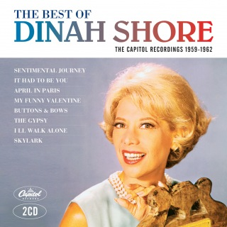 Best Of Dinah Shore: The Capitol Recordings 1959-1962
