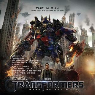Transformers: Dark of the Moon - The Album