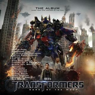 Transformers: Dark of the Moon - The Album (Deluxe Version)