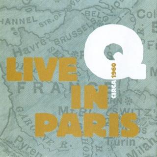 Q Live In Paris Circa 1960