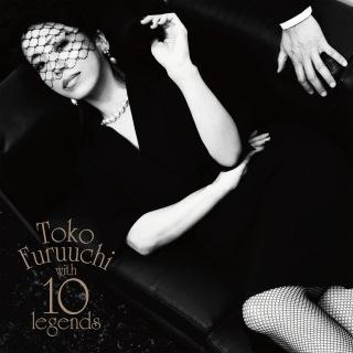 Toko Furuuchi with 10 legends
