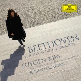 Beethoven Violin Concerto, 2 Romances