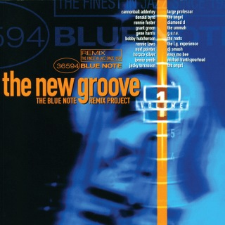The New Groove: The Blue Note Remix Project Vol. 1
