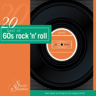 20 Best of 60's Rock 'n' Roll