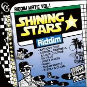 RIDDIM MATIC VOL.1-SHINING STARS RIDDIM
