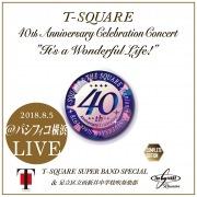 40th Anniversary Celebration Concert It's a Wonderful Life! Complete Edition (PCM 96kHz/24bit)