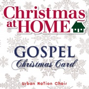 Christmas at Home: Gospel Christmas Card