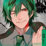 「VAZZROCK」bi-colorシリーズ_「天羽玲司-emerald-」